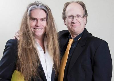 Magnus Rosén & George Keczan