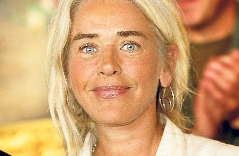 Ewa Fröling samarbetar med Carl-Henrik Fernandi